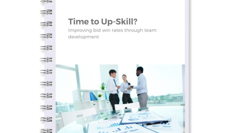Time to up-skill article