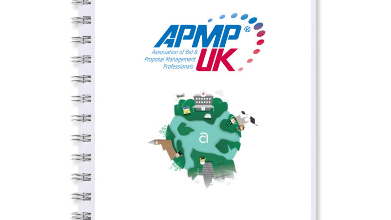 An article around our involvement with APMP