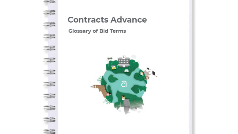 Glossary of Bid Terms